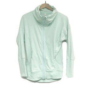 🍋 Lululemon cowel neck zip up hoodie